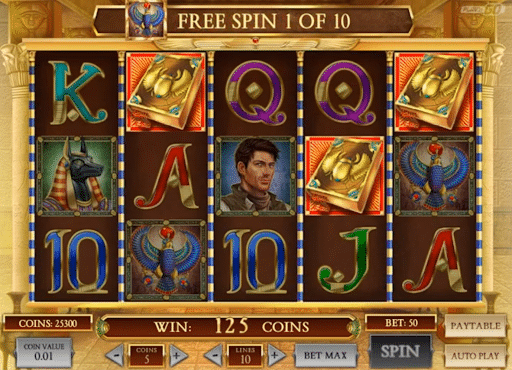 Book of Dead - Rich Wilde and the Book of Dead Detailed Slot Review