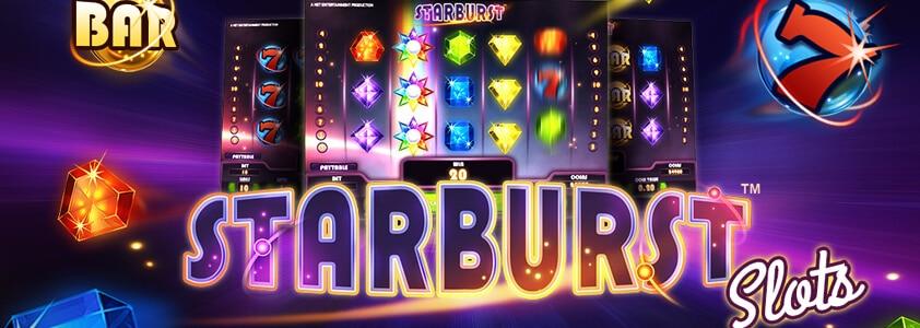 Starburst - Try NetEnts Starburst Video Slot for Plenty of Excitement